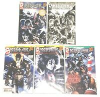 4 - Kiss 4K Legends Never Die Comic Books plus Limited Edition Preview