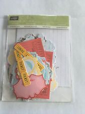 Stampin Up! Side Notes Attic Boutique *Retired*