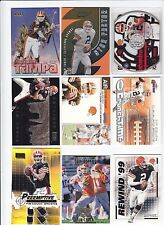 TIM COUCH ( LOT OF 10 ) INSERT CARDS : Rare & Hard to Find with 1 duplicate