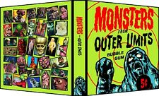 MONSTERS FROM OUTER LIMITS Custom 3-Ring Binder for 1964 trading cards