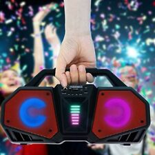 ZQS-4216 super bass portable Bluetooth speaker with remote and ,free lanyard