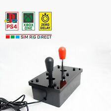 Sequential Shifter & Handbrake for Sim Racing Games for PS4 Xbox One