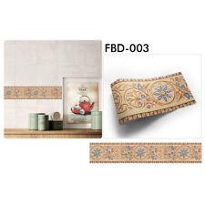 adesivi murali piastrelle mosaico retrò cucina bagno linea vita piastrelle