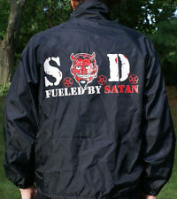 Sod Storm Troopers Of Death Very Rare New Old Stock 1999 Xl Windbreaker Jacket