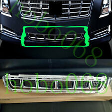 1pcs For Cadillac XTS  2013-15 Car&Auto Front Bumper Lower Grid Grille Cover Dec