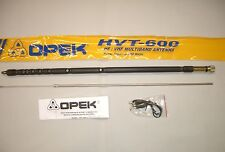 OPEK HVT-600 HF VHF MULTI BAND HAM VERTICAL MOBILE ANTENNA