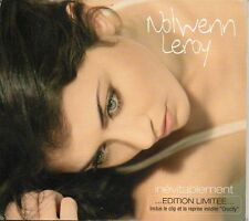 ★☆★ CD SINGLE Nolwenn LEROY - Tori AMOS Inevitablement 3-track Ltd ed RARE ★☆★
