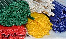 Plastique Baguettes de soudage Starter Mix 50pcs ABS, PEHD, PP, LDPE, Pa