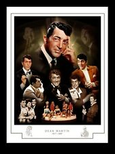More details for dean martin montage a3 print