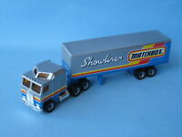 Matchbox Convoy Kenworth Box Truck Showliner RARE