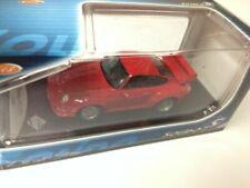 Voitures de courses miniatures rouges Porsche 1:43