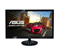 ASUS VS248HR, LED-Gaming Monitor (schwarz, HDMI, DVI, VGA, Audio)