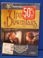 Upstairs Downstairs: Series One (DVD, 2011, 4-Disc Set, 40th Anniversary Edition