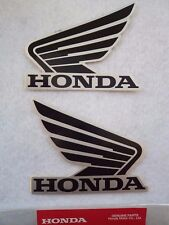 GENUINE Honda Tank Sticker Decal CBR NSR 125 250 400 600 900 1000 Fireblade x 2