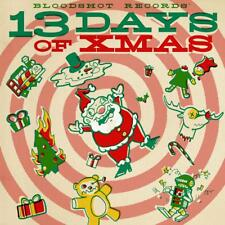 Various - 13 Days of Xmas - NEW SEALED LP 180g w/ download on GREEN vinyl