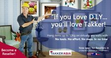 Reseller Opportunity for Unique Takker D.I.Y Wall Item Hanging Tools