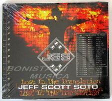 JEFF SCOTT SOTO - LOST IN THE TRANSLATION - CD Sigillato Bonus Track + Video