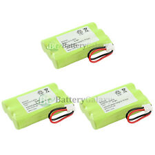 3 Home Phone Rechargeable Battery for SANIK 3SN-5/4AAA80H-S-J1 2-8001/8011/8021