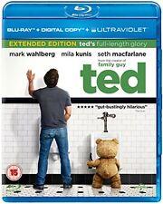 Ted  Extended Edition (Bluray  Digital Copy  UV Copy) [DVD]