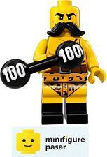 Lego 71018 Collectible Minifigure Series 17: No 2 - Circus Strong Man - SEALED