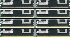 "2009//Nehalem DDR3 MEMORY Apple Mac Pro /""Eight Core/"" 2.93 64GB A1289 8X8GB"