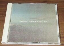 CHRIS REA Japan PROMO ONLY 17 track CD Collection 1978-1991 - MORE LISTED