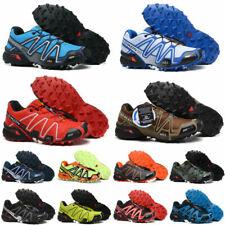 Salomon Herren Speedcross 3 Laufschuhe Trainer Sport Walking Sneakers 6.5 - 12