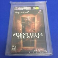 Silent Hill 4 IV The Room NEW & Factory Sealed VGA 85+ for PS2 Playstation!