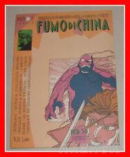 Fanzine FUMO di CHINA N 14 - 1992 Luca Enoch