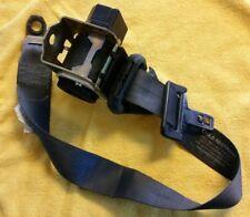 CHEVY S-10 BLAZER GMC JIMMY GRAPHITE RIGHT REAR PASSENGER OEM SEAT BELT