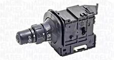 Steering Column Switch Left Black Fits RENAULT Grand Scenic MPV 7701060396