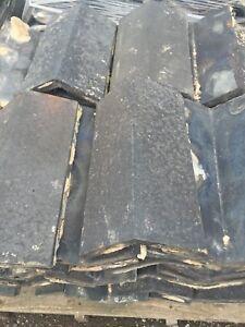 Reclaimed Roof Tiles Butt Ridge