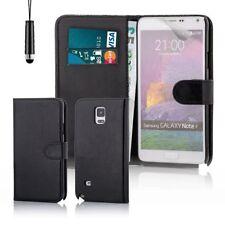 Étuis, housses et coques noires simples Pour Samsung Galaxy Note pour téléphone mobile et assistant personnel (PDA)