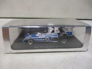 Spark Ligier JS5 Long Beach GP 1976 1/43