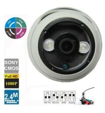 Metal Housing In/Outdoor HD-CVI 1080P 2.8MM Wide Angle Dome camera