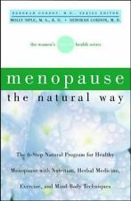 Menopause the Natural Way: The Women's Natural Health Series by Siple, Molly, G