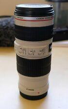 Lens Canon EF 70-200mm f/4 L IS USM