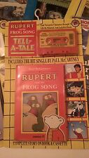 Rupert and the Frog Song TELL-A-TALE Paul McCartney