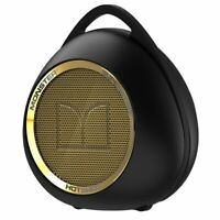 Monster SuperStar HotShot Portable Bluetooth Speaker - Black/Gold