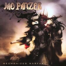 Jag Panzer - Mechanized Warfare CD