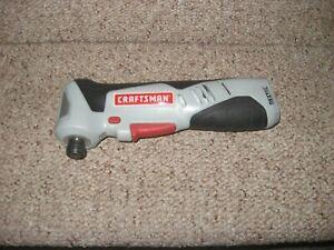 CRAFTSMAN NEXTEC 12V COMPACT RIGHT ANGLE IMPACT DRIVER 320.17562