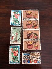 Assorted Stamps from Nigeria