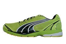 PUMA Fitness- & Laufschuhe aus Textil mit Gummi-Schuhsohle und Schnürsenkeln