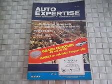 REVUE AUTO EXPERTISE CARROSSERIE CITROEN AX ESSENCE - 5 portes