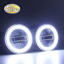 For Ford Transit Connect 2014 LED Angel Eyes Daytime Running Light Fog lamp