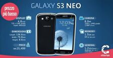 New *UNOPENED* Samsung I9301I Galaxy S3 3G Neo Unlocked Smartphone/White/16GB