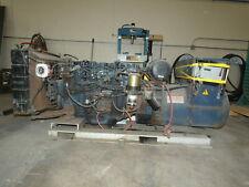 75kw Vm Motorimarathon Standby Diesel Generator Running Takeout
