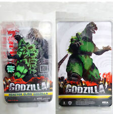 Neca Godzilla Reactor Glows In The Dark Action Figures Lootcrate Exclusive Toy