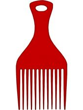 70s 70's 80s 80's Afro Comb Fancy Dress Comb by Smiffys