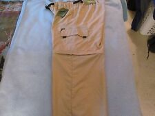Nylon Cargo Convertible Outdoor Pants; Size Large/34; New!